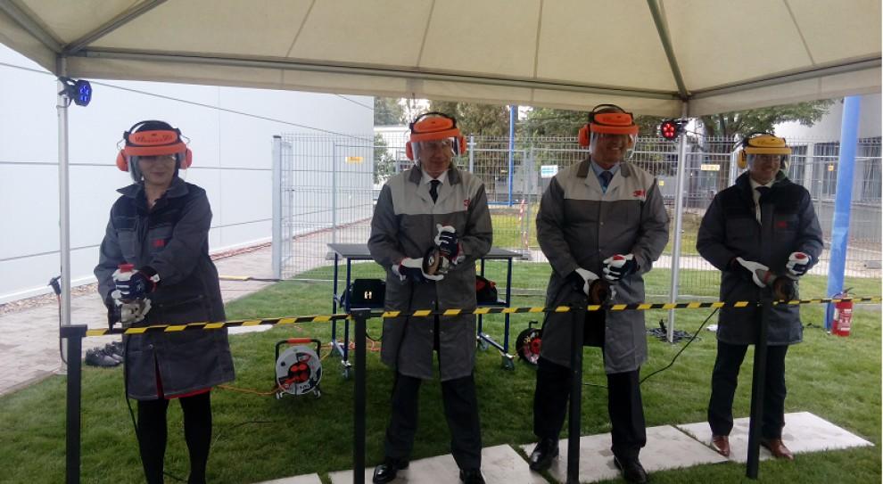 Wrocław: Firma 3M otworzyła centrum szkoleniowe za 10 mln zł