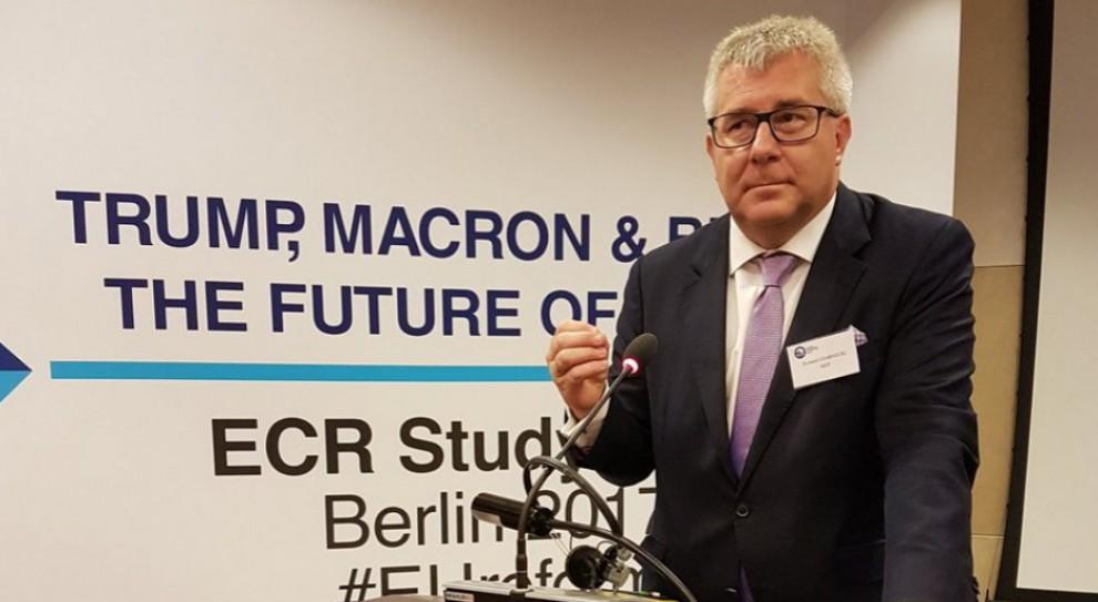Relokacja, Ryszard Czarnecki: Na siłę imigrantów nam nie wcisną