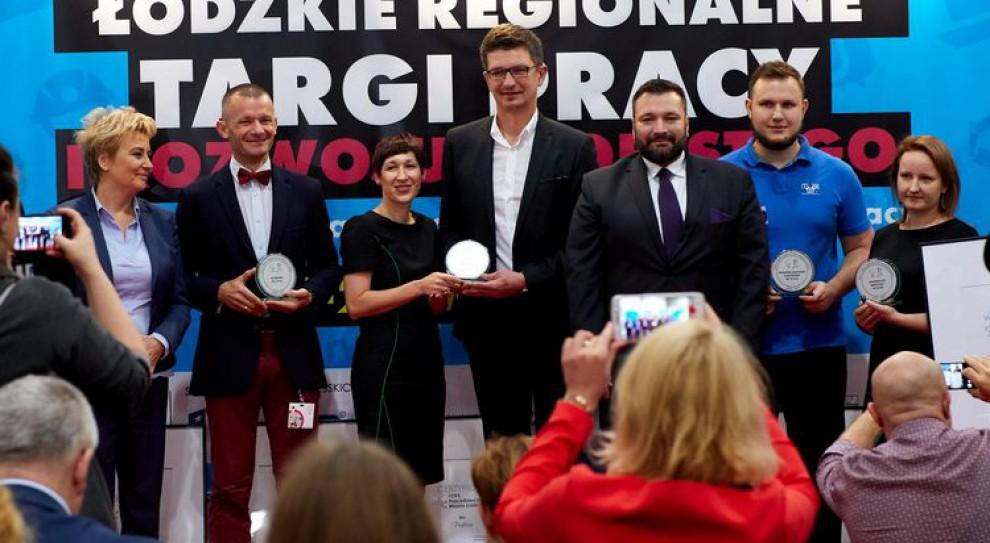 Nagrodzono najlepszych pracodawców w Łodzi