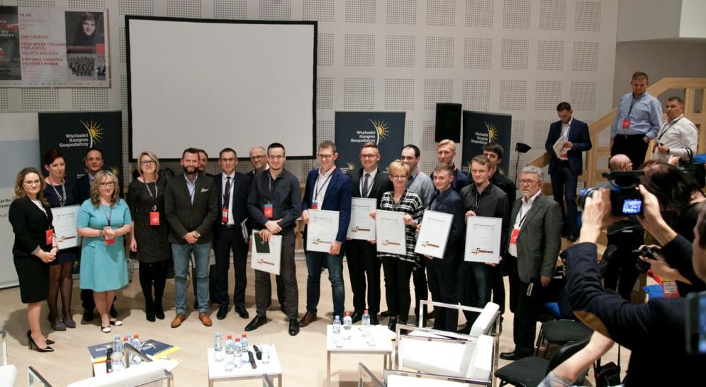 Wschodni Kongres Gospodarczy: Oto złota dziesiątka TOP Start-up Polski Wschodniej