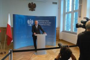 Jerzy Szmit ustąpił ze stanowiska wiceministra