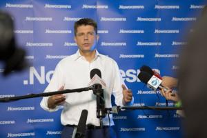 Petru: Emerytury Polaków będą na poziomie jałmużny