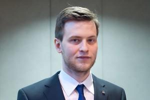 Patryk Felmet nowym dyrektorem w Porcie Gdańsk