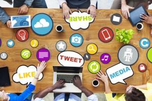 Nowy trend? Firmy budują własne social media