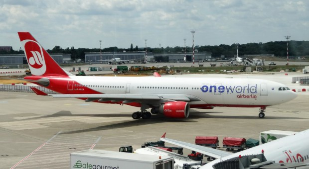 Masowe zwolnienia w Air Berlin. Ponad 1 tys. osób straci pracę