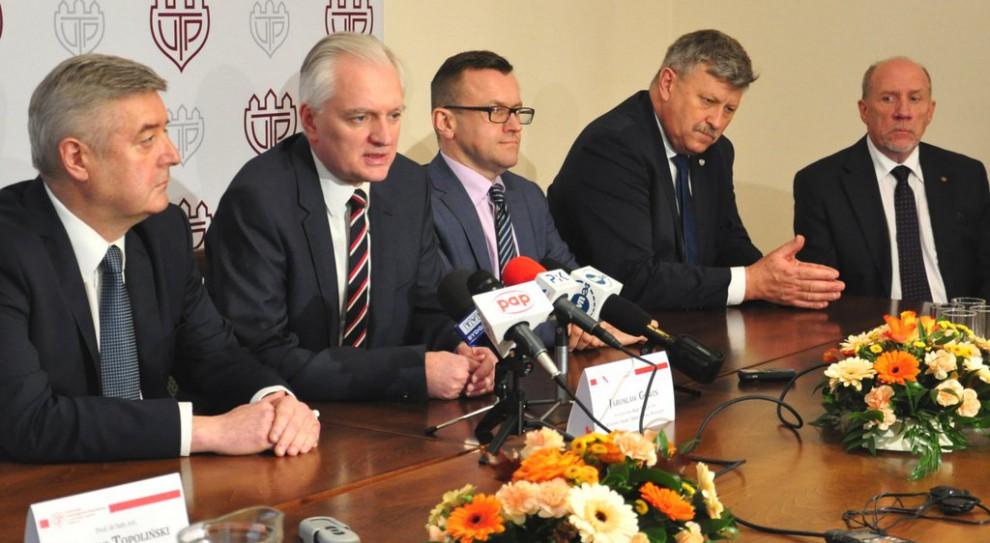 Jarosław Gowin: ustawa o szkolnictwie wyższym zostanie przyjęta przez rząd i uchwalona