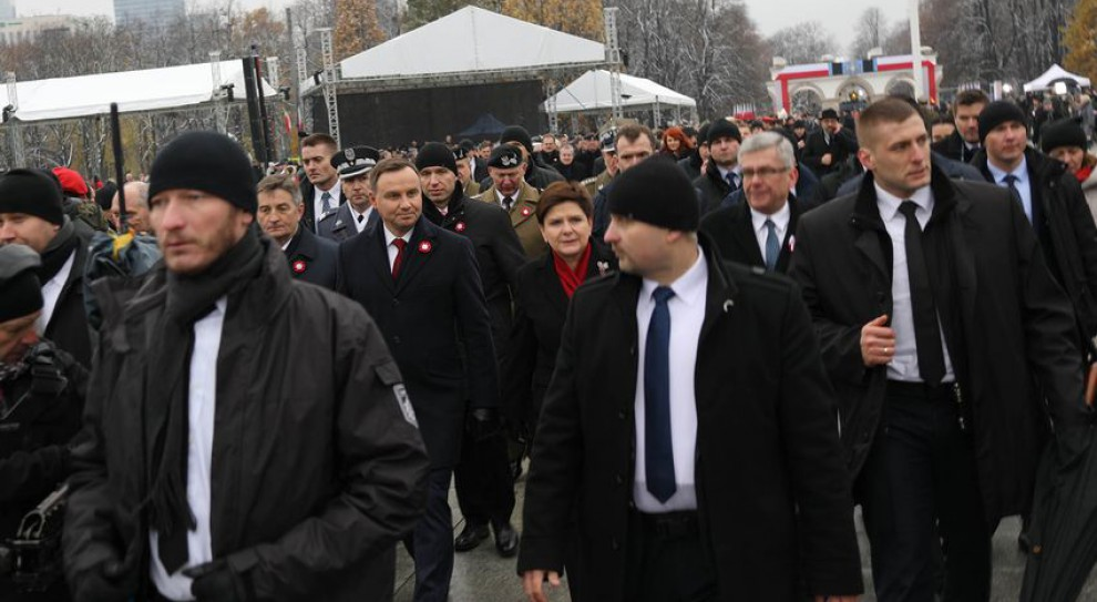Funkcjonariusze BOR otrzymają nowe mundury