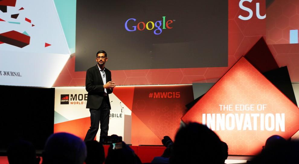 CEO Google Sundar Pichai. Biznesmen kieruje internetową firmą od 2015 roku, źródło: Maurizio Pesce/flickr.com/CC BY 2.0
