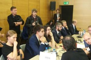 Rezydenci: Związki chcą eskalować działania, my mamy pytanie: z kim dalej możemy rozmawiać?