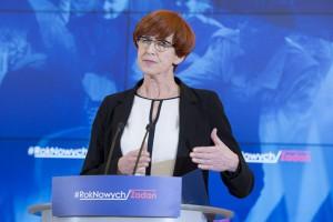 Minister zdradziła wysokość swojej emerytury