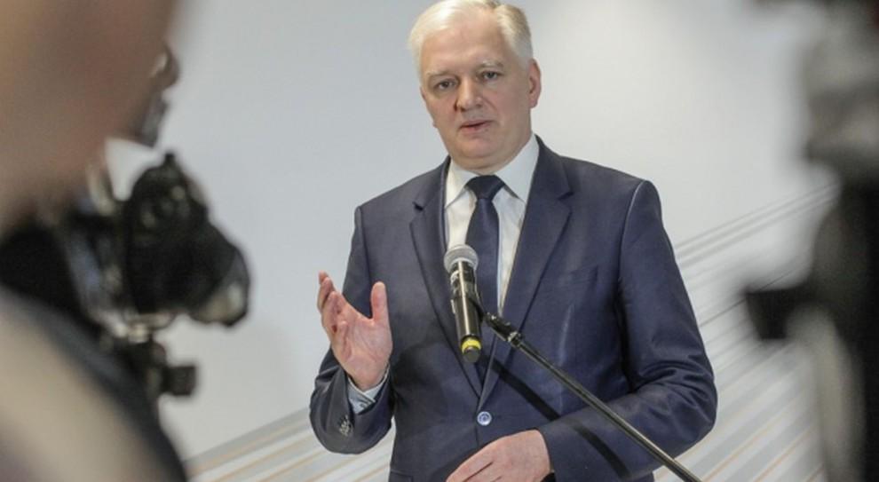 """Jarosław Gowin o zarobkach pracowników uczelni. """"Są żenująco niskie"""""""