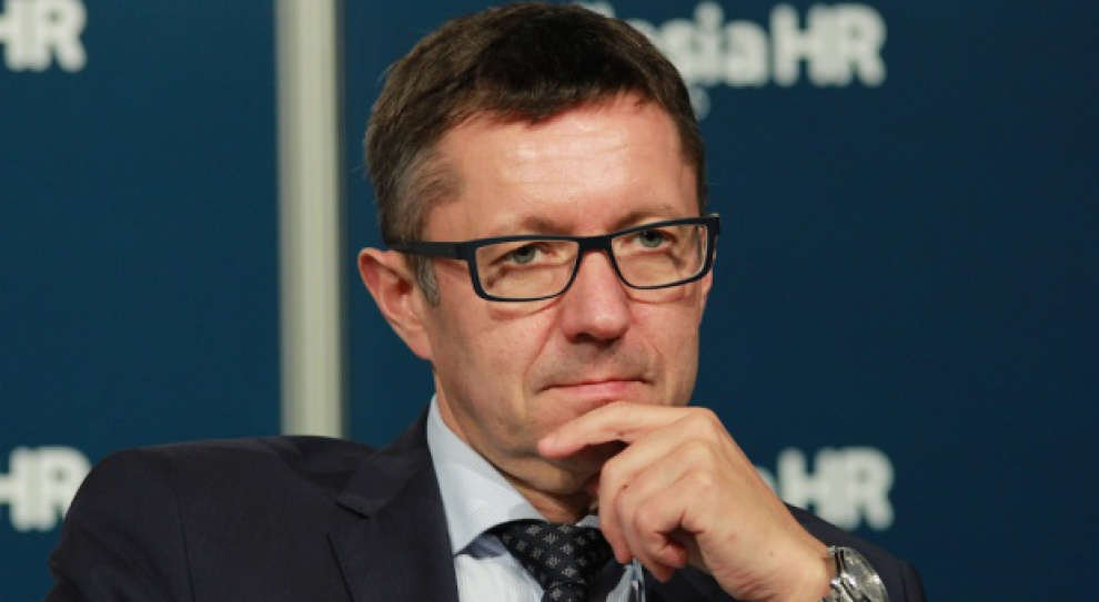 Robert Tomanek, nowy rektor Uniwersytetu Ekonomicznego w Katowicach. (fot. PTWP)
