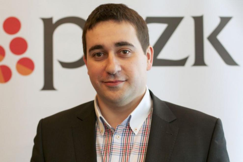 Piotr Palikowski, prezes Polskiego Stowarzyszenia Zarządzania Kadrami. (Fot. mat. pras.)
