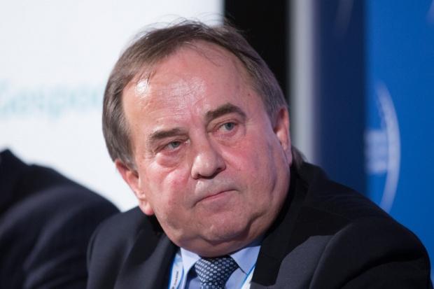 Tadeusz Donocik prezes Regionalnej Izby Gospodarczej w Katowicach. (Fot. PTWP)