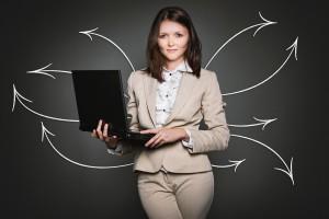 Jak kobiety radzą sobie z prowadzeniem biznesu?