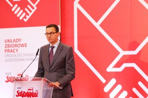 Mateusz Morawiecki: Obcokrajowcy nie zabierają miejsc pracy, tylko je tworzą
