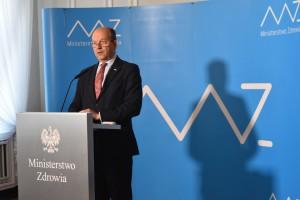 Konstanty Radziwiłł: Protest rezydentów spełnił swoje zadanie