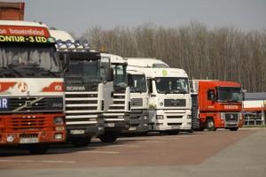 Protest kierowców TIR-ów. Zwolnią w odwecie za policyjną akcję