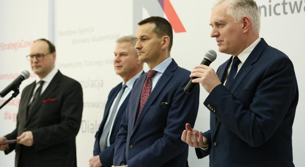 Jarosław Gowin: Główną barierą wzrostu inwestycji w Polsce jest brak rąk do pracy