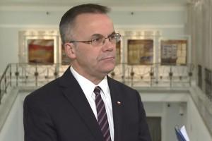 Sellin: Mirosław Kochalski nie powinien pełnić funkcji wiceprezesa Orlenu