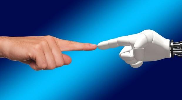 """Roboty odbiorą nam miejsca pracy? """"Czwartą rewolucję przemysłową traktujmy jak szansę, nie zagrożenie"""""""
