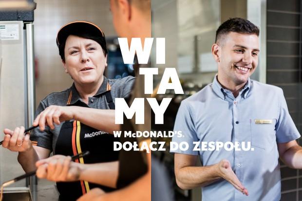 Trwa kampania wizerunkowa McDonald's jako pracodawcy (fot. mat. pras. McDonald's)