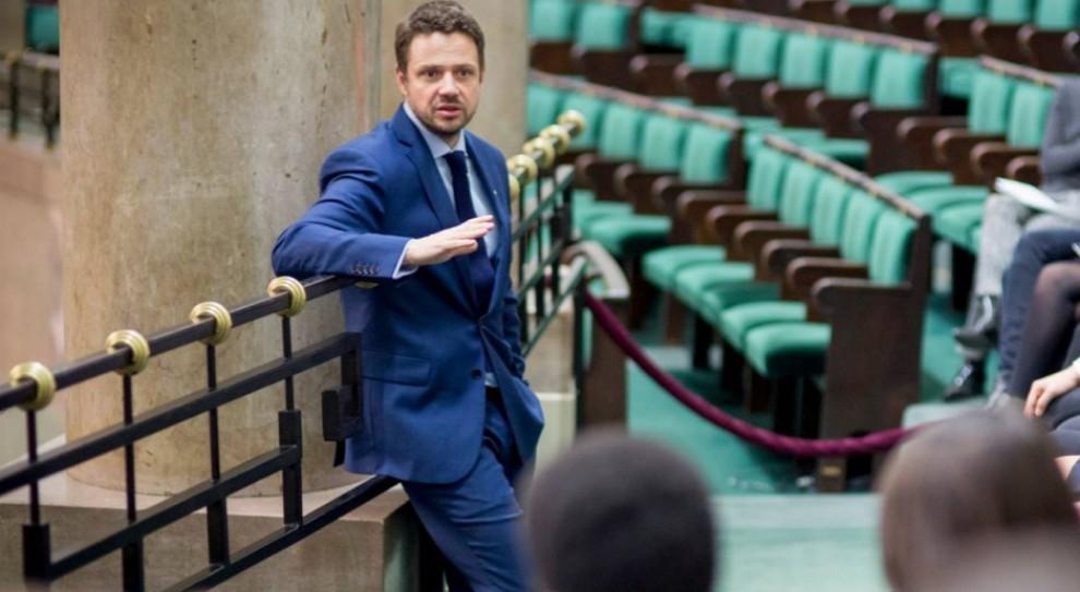 Rafał Trzaskowski: Nie traktuję Warszawy jako trampoliny do dalszej kariery politycznej
