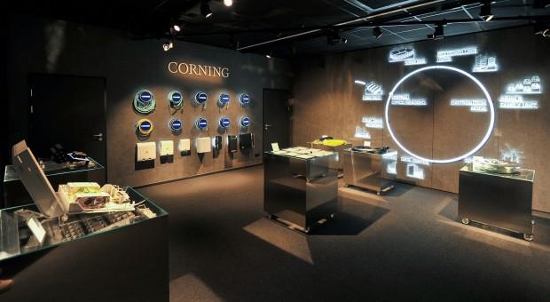 Nowy zakład Corning w Strykowie stworzy miejsca pracy