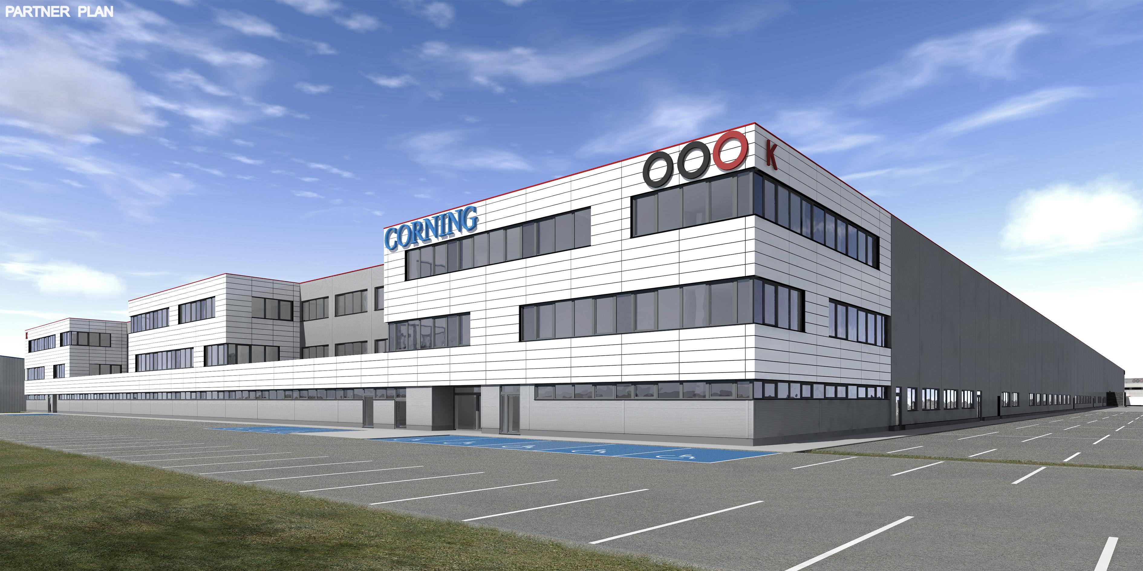 Wizualizacja nowego budynku SEGRO Logistics Park Stryków. (mat.pras.)