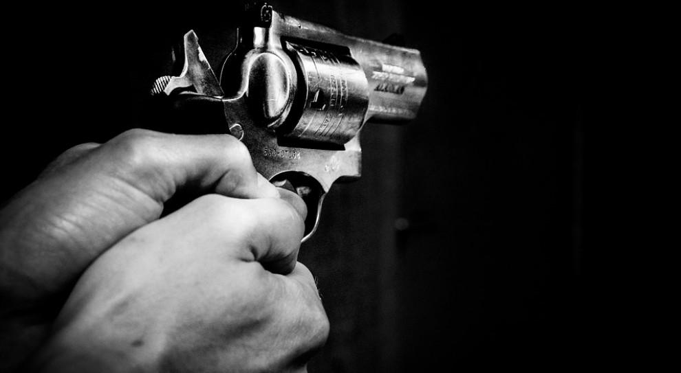 Strzały w firmie w Gdyni