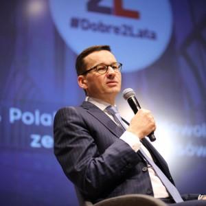 Morawiecki: Trend malejącego bezrobocia jest dużą naszą zasługą