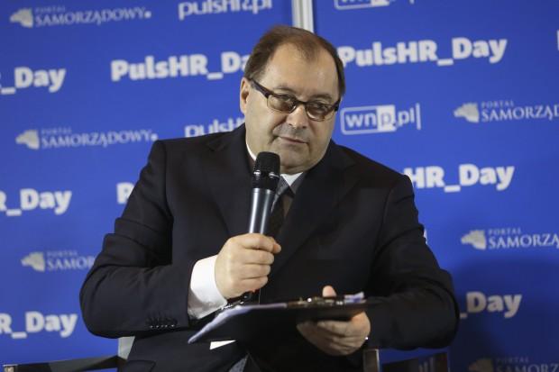 Wiesław Łyszczek, Główny Inspektor Pracy. Fot. PTWP