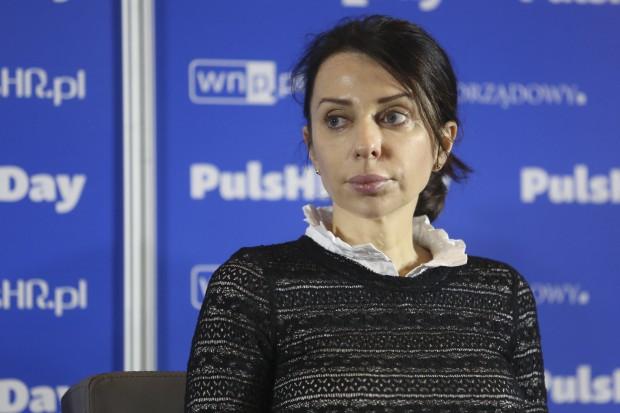 Barbara Piontek, zastępca prezesa zarządu Katowickiej Specjalnej Strefy Ekonomicznej. Fot. PTWP