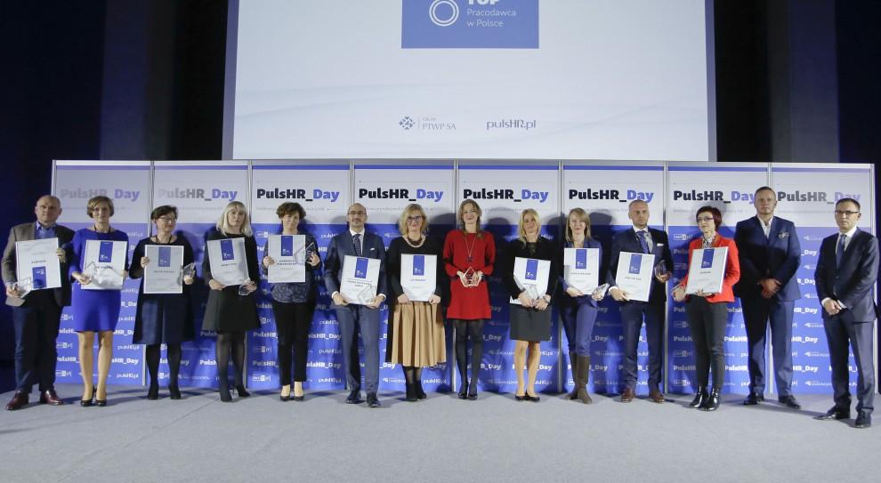 Nagrody dla Top Pracodawców rozdane. Oto najlepsze firmy w Polsce