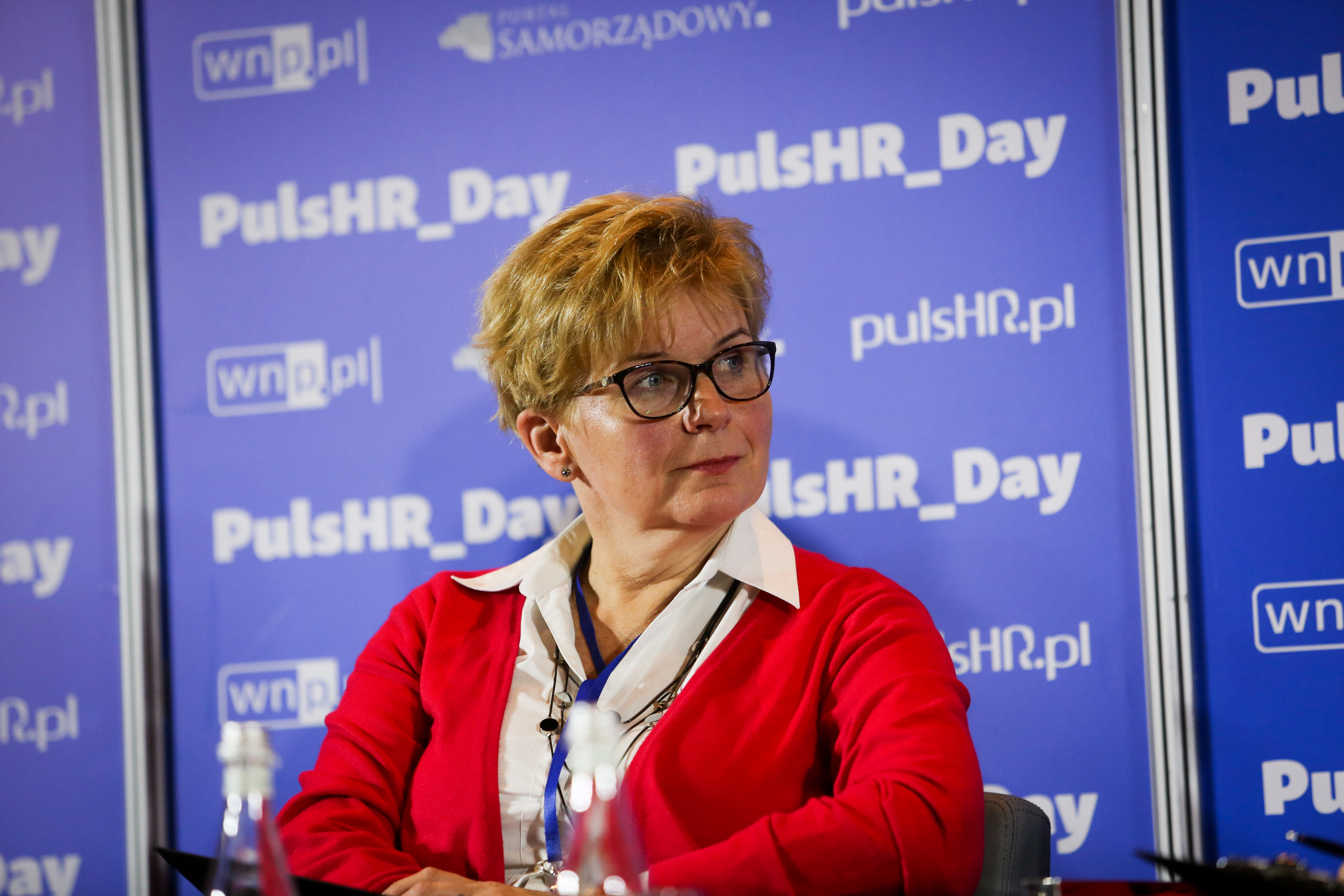 Joanna Osoba-Botwina, HR Manager Poland, Rockwell Automation (Fot. PTWP)