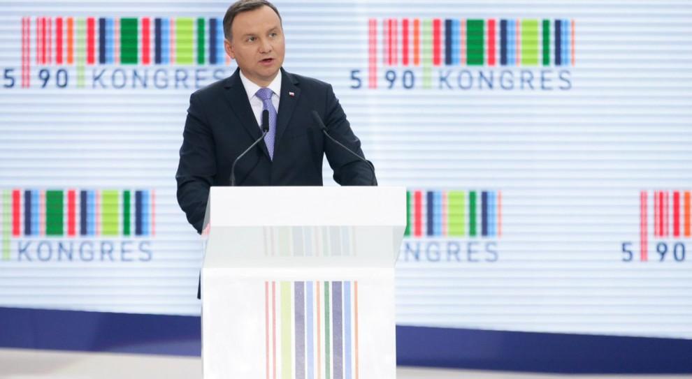 Andrzej Duda: Dobre wynagrodzenie pracownika gwarantem rozwoju polskiej gospodarki