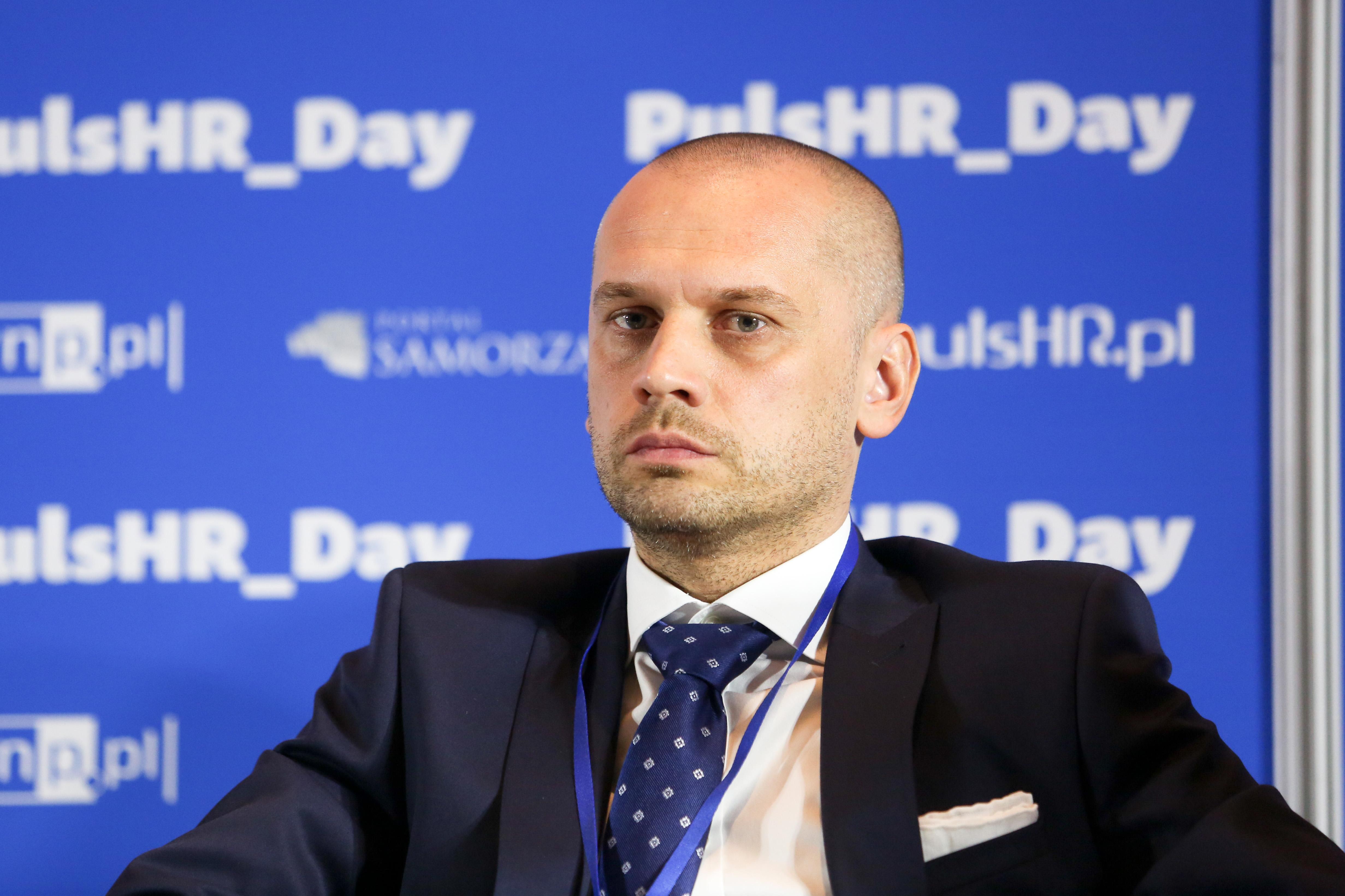 Michał Zwyrtek, dyrektor w katowickim oddziale, PwC. (Fot. PTWP)