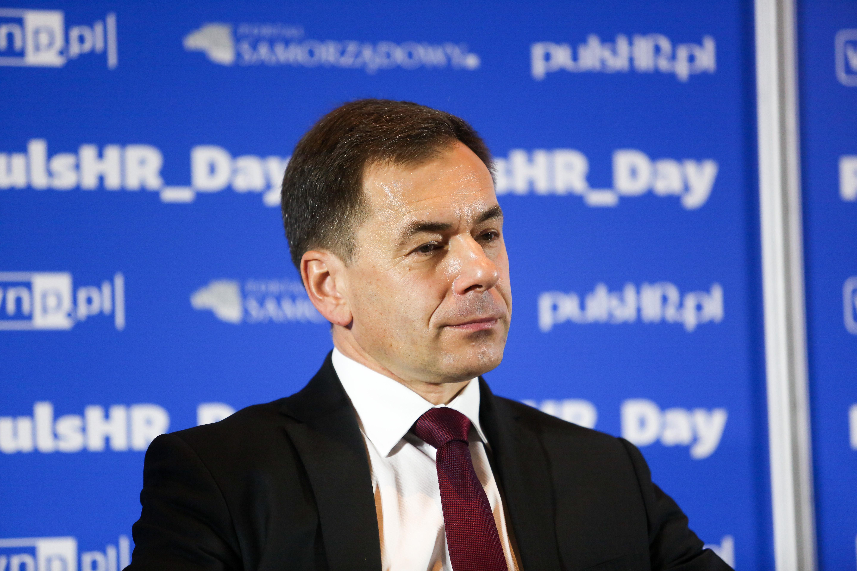 Marcin Nowak, dyrektor zarządzający Infrastructure Service na Europę Wschodnią w Capgemini Polska, dyrektor regionalny ABSL. (Fot. PTWP)