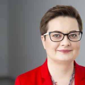 Katarzyna Lubnauer będzie ubiegać się o stanowisko przewodniczącej Nowoczesnej