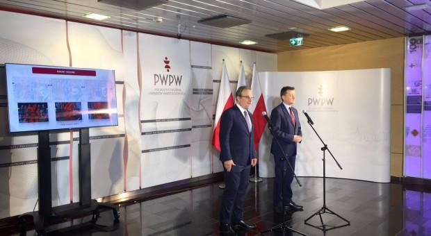 """Spór zbiorowy w Polskiej Wytwórni Papierów Wartościowych. """"Usiądźmy do stołu"""""""