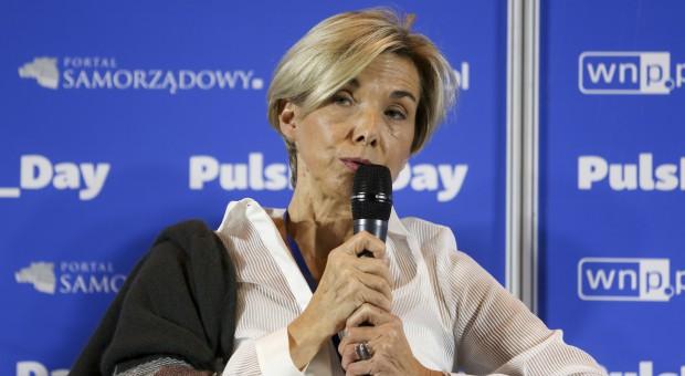Żaneta Poirieux o turkusowych firmach w Polsce