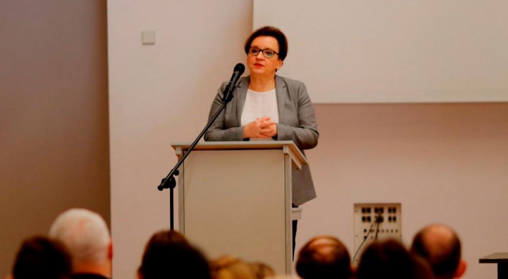 Szkoły branżowe, Zalewska: Nowe podstawy programowe nastawione na wzmacnienie kompetencji młodych