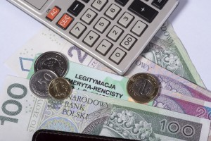 Od 1 marca wzrost emerytur i rent