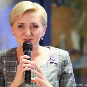 Pierwsza dama spotka się z prezesem Związku Nauczycielstwa Polskiego. Pomoże ws. Karty Nauczyciela?