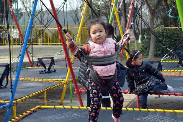 Park trampolin w leasing? Firmy zaskakują pomysłami
