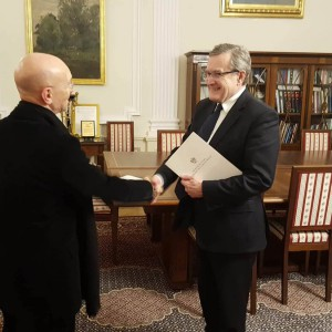 Bolesław Stelmach p.o. dyrektora Narodowego Instytutu Architektury i Urbanistyki