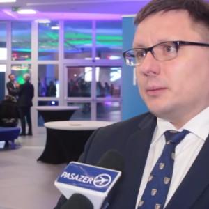 Prezes PLL LOT Rafał Milczarski szefem stowarzyszenia podniebnych przewoźników AIRE