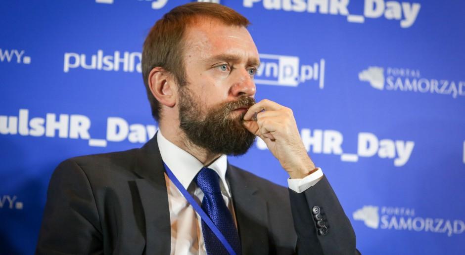 Marcin Wiatrów. fot. PTWP