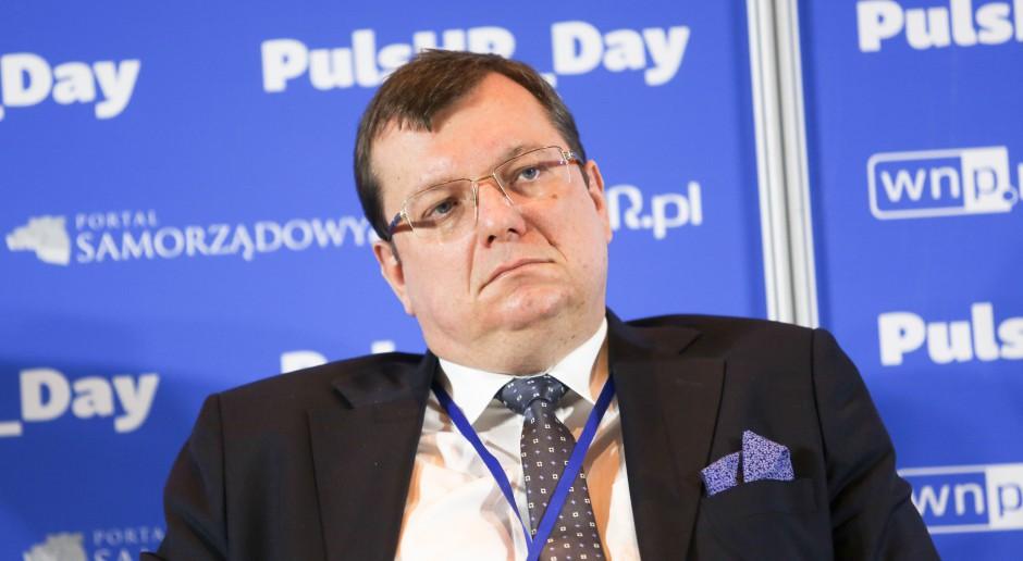 Jarosław Leśniewski. fot. PTWP