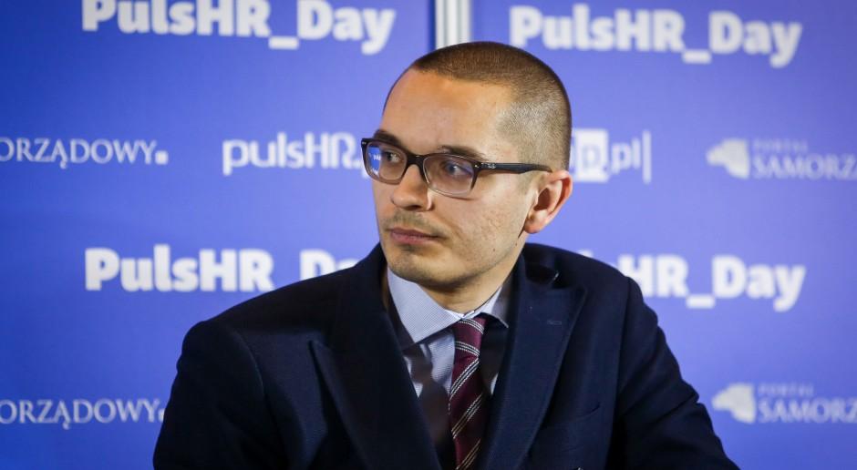 Michał Wysłocki. fot. PTWP